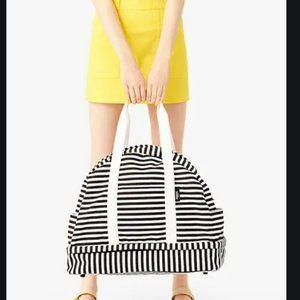 Kate spade saturday XL weekender bag purse nwot